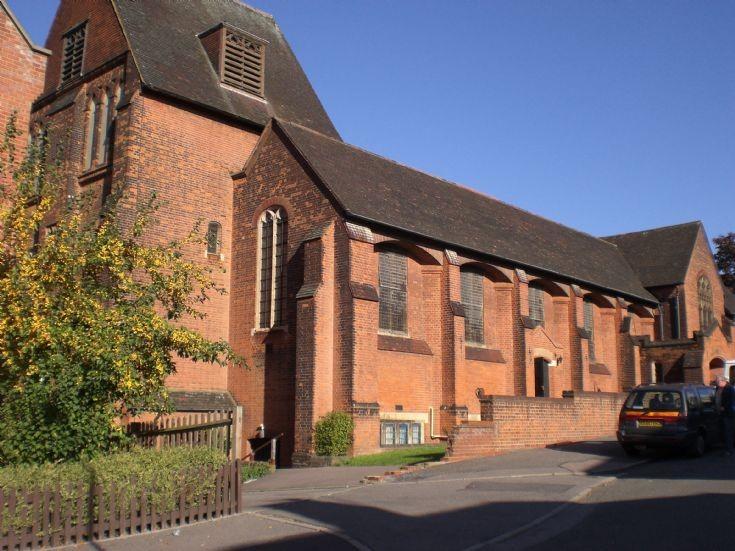 St Peter-le-Poer Church, Colney Hatch Lane