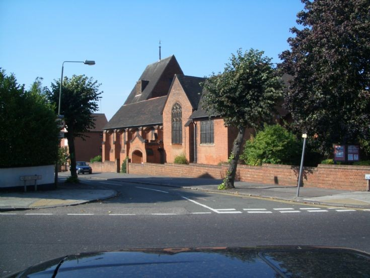 St Peter-le-Poer Church, Colney Hatch Lane