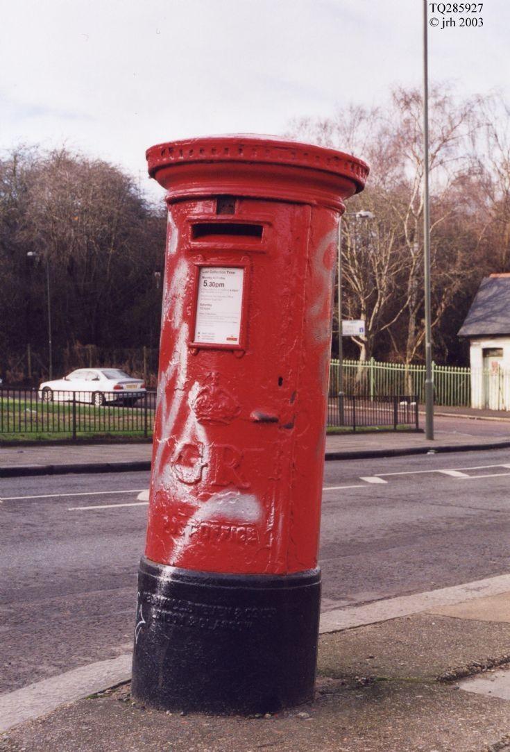 Post box 41