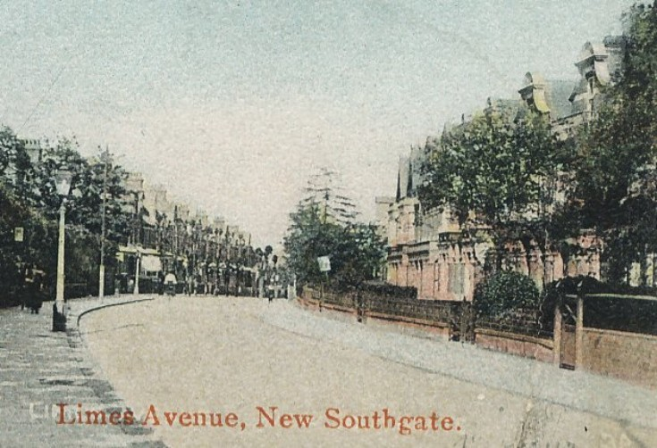 Limes Avenue, New Southgate