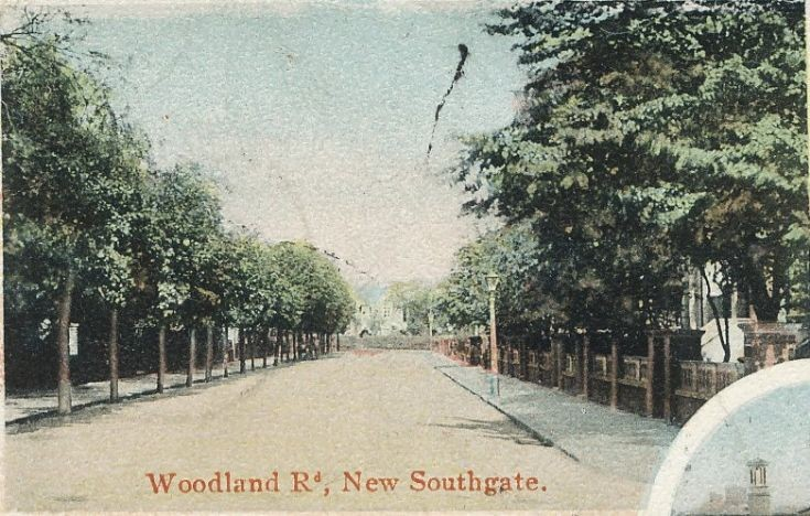 Woodland Road, New Southgate