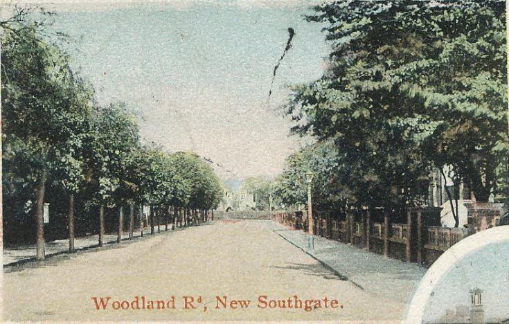 Woodland Road, New Southgate
