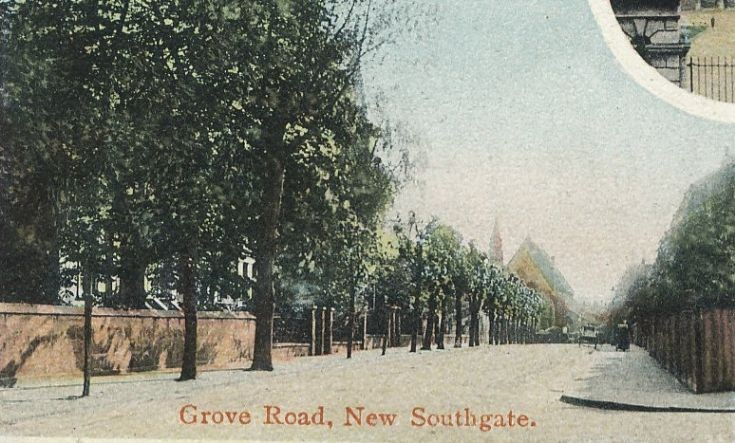 Grove Road, New Southgate