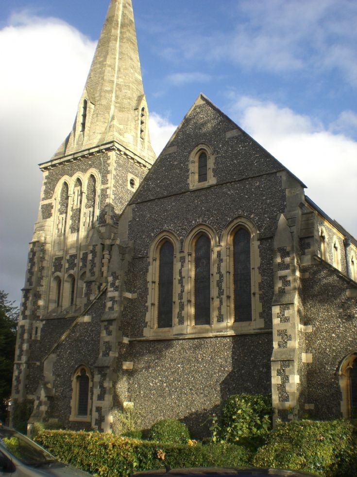 All Saints' Church, Oakleigh Road North