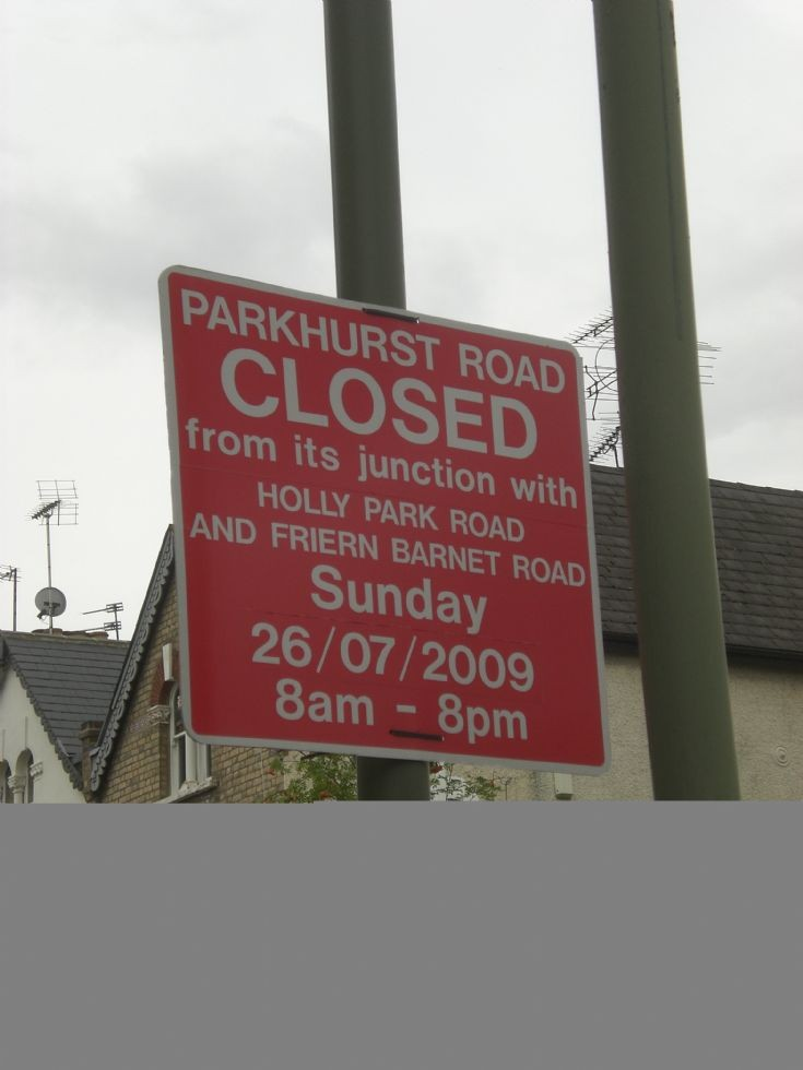 Parkhurst Road, N11
