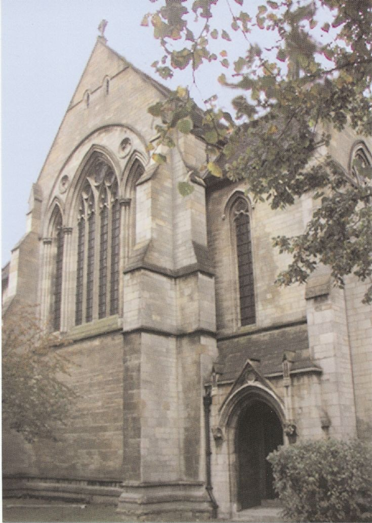 St John the Evangelist,  Friern Barnet Road