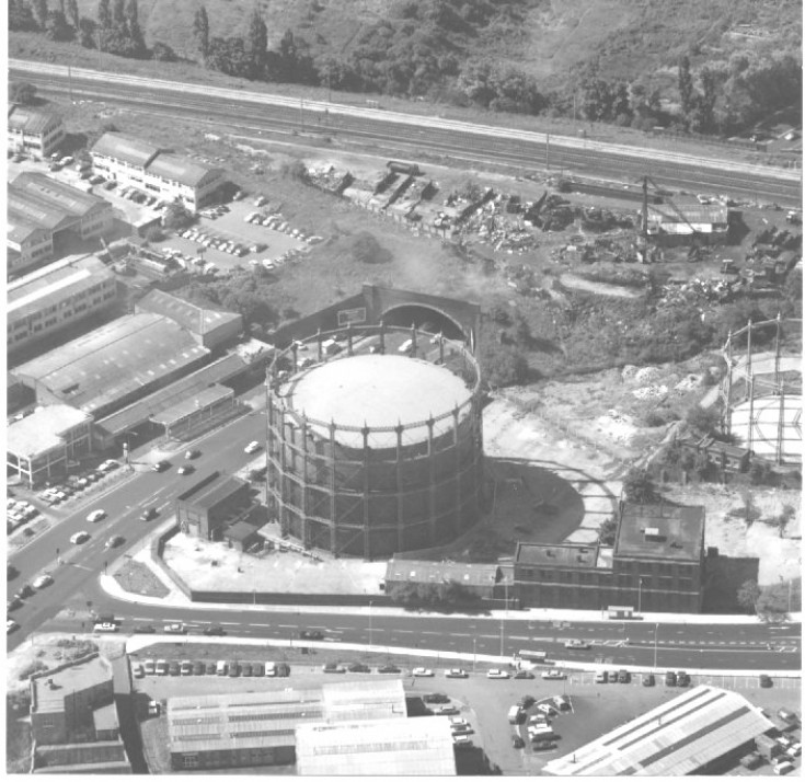 Former New Southgate Gas Works