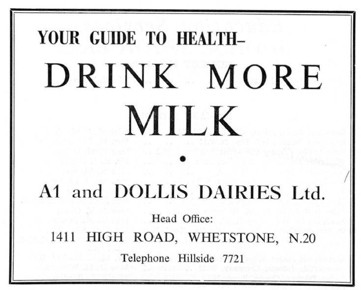 A1 & Dollis Dairies