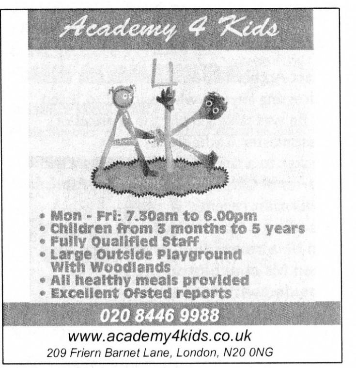 Academy 4 Kids