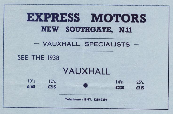 Express Motors