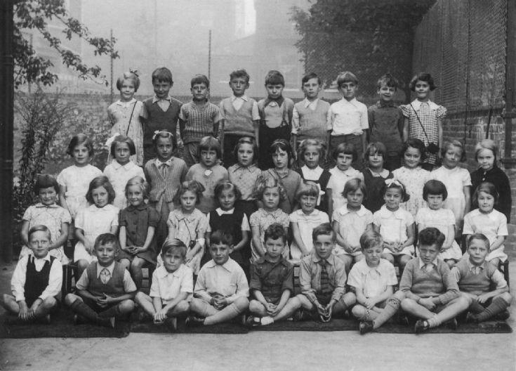 Garfield Road School