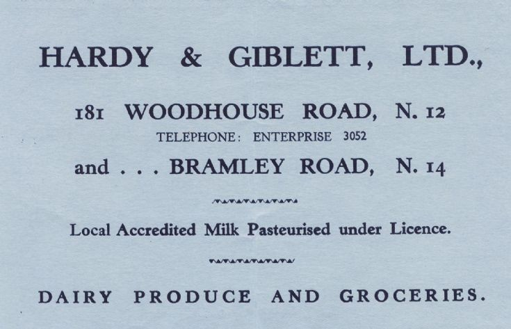 Hardy & Giblett