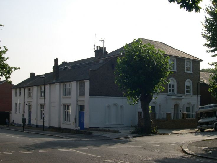 Conservative Club, High Road, New Southgate