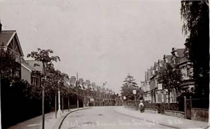The Limes Avenue, New Southgate