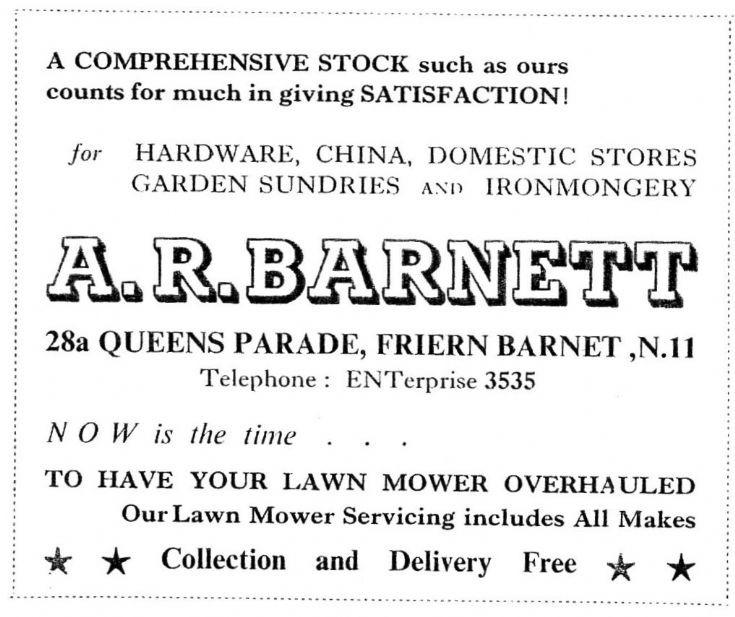 A R Barnett
