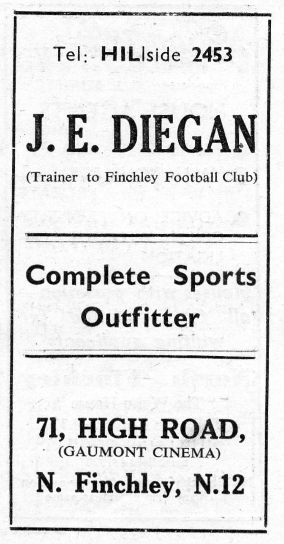 J E Diegan