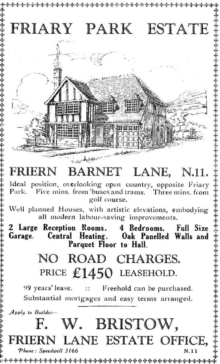 Friary Park Estate