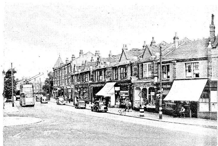 Friern Barnet Road, N11