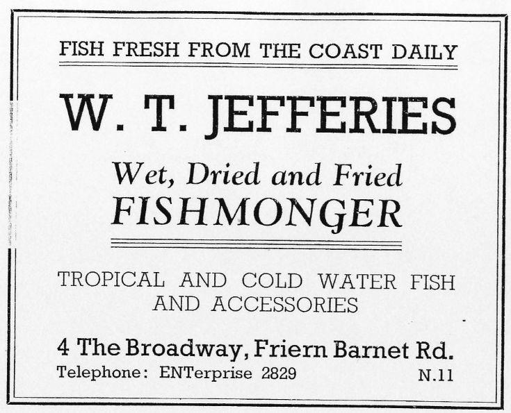 W T Jefferies