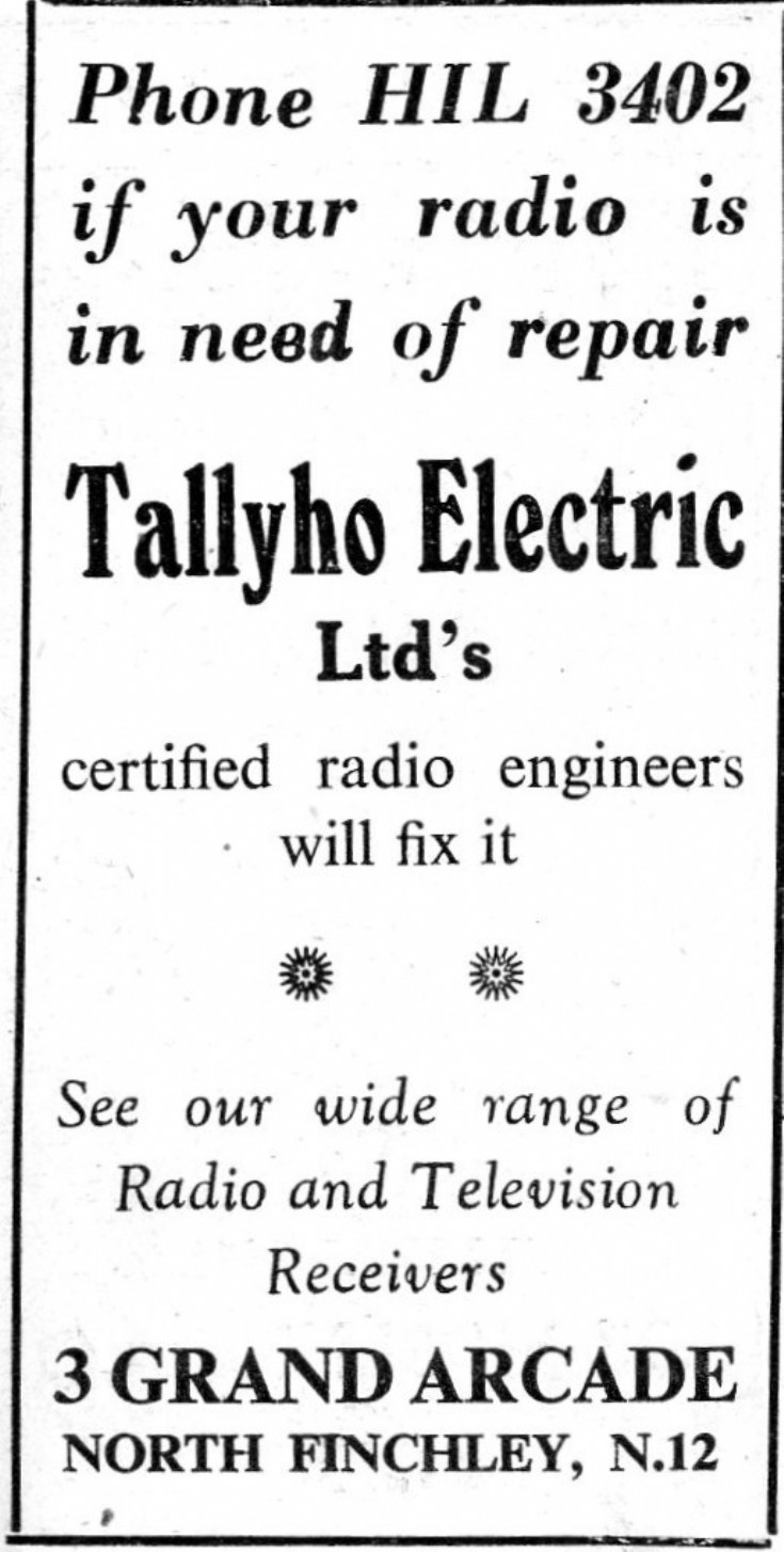 Tally Ho Electric