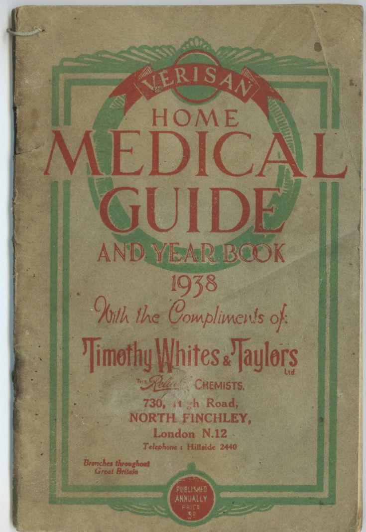 Brochure (Timothy Whites & Taylors)