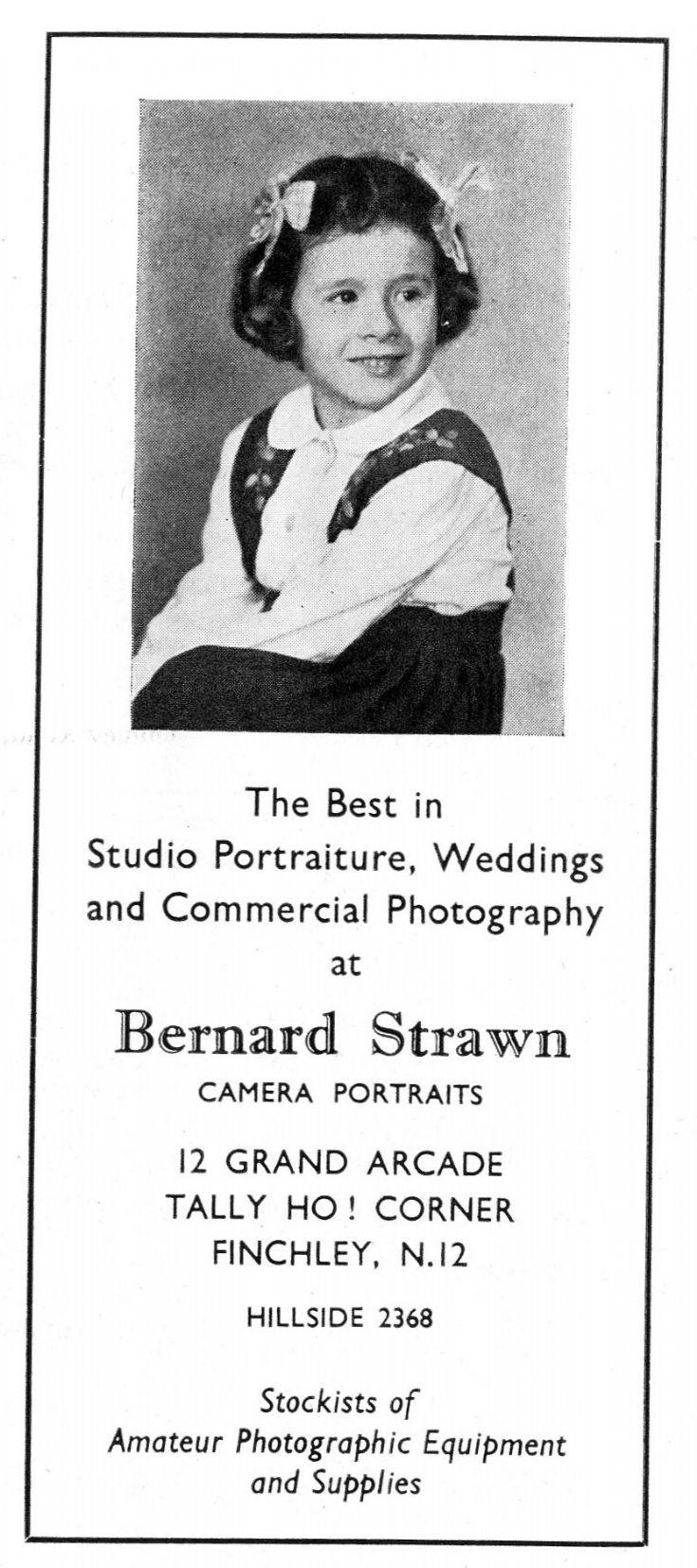 Bernard Strawn