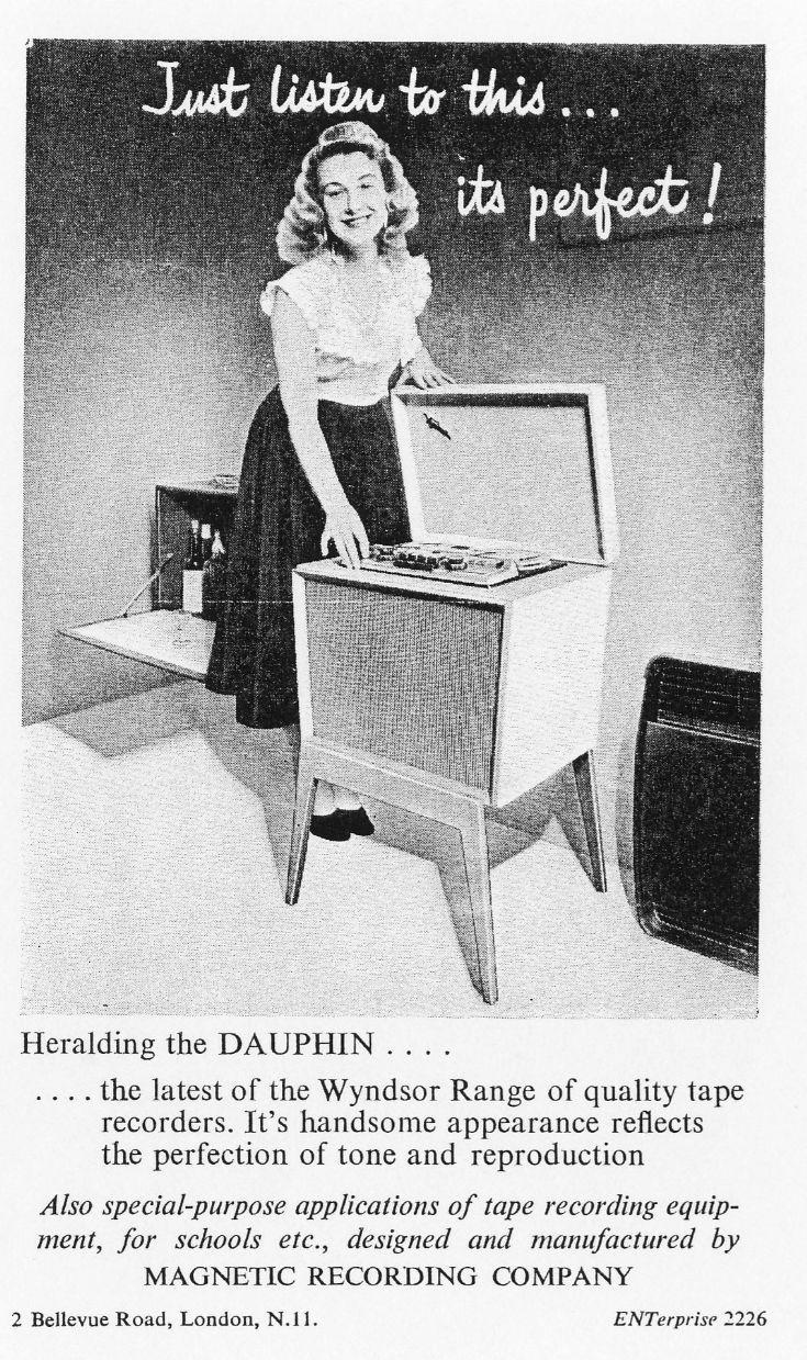 Magnetic Recording Company