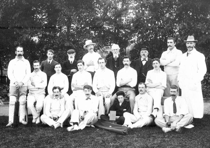 New Southgate Wesleyan Cricket Team