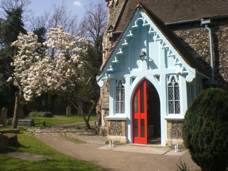 St James Church, Friern Barnet Lane