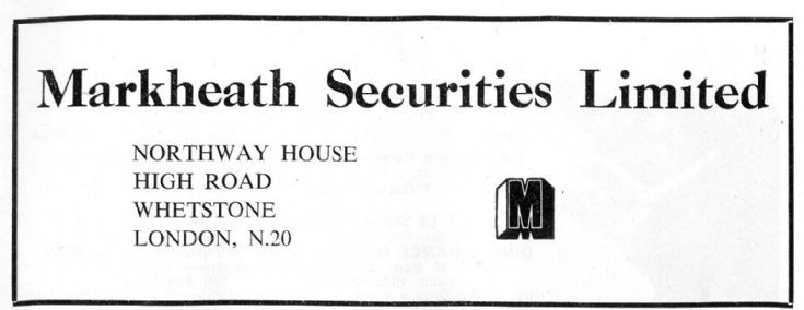 Markheath Securities