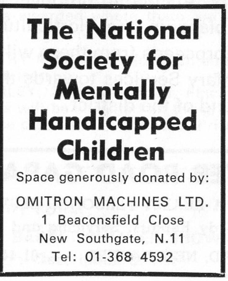 Omitron Machines