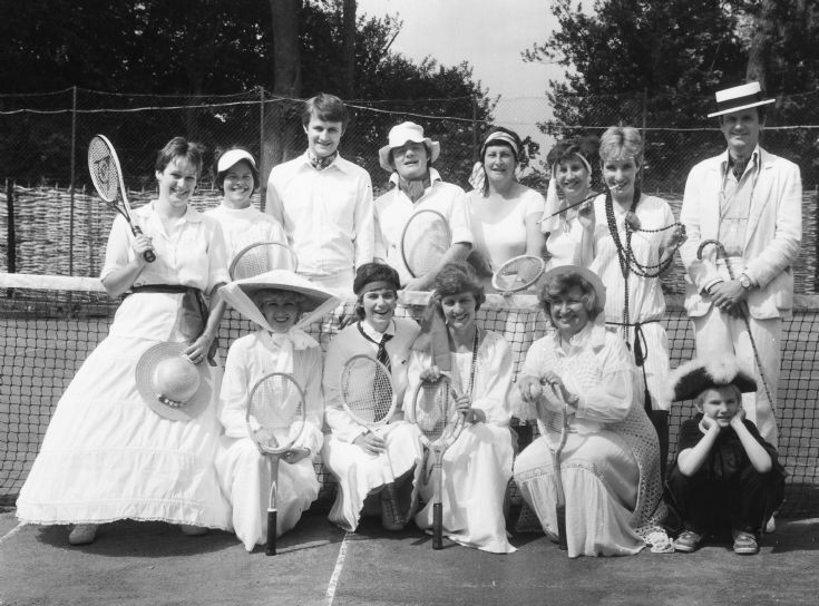 Ravens Lawn Tennis Club, Friary Road