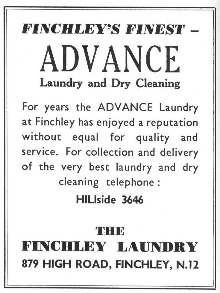 Advance Laundry