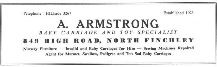 A Armstrong