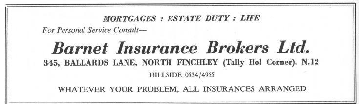 Barnet Insurance Brokers