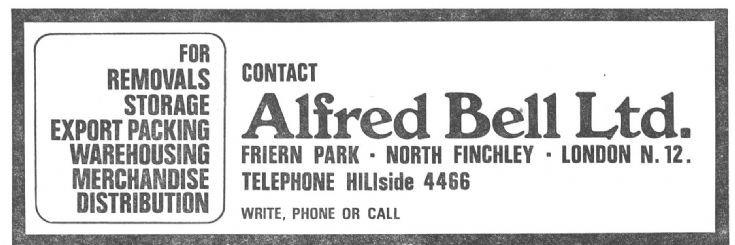 Alfred Bell Ltd
