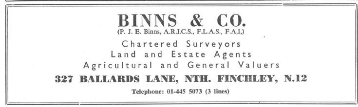 Binns & Co
