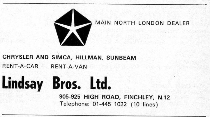 Lindsay Bros Ltd