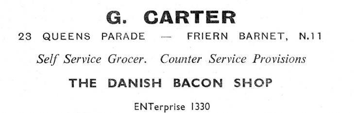 Carter, G