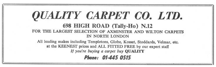 Quality Carpet Co Ltd