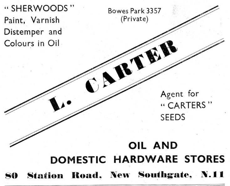 L Carter