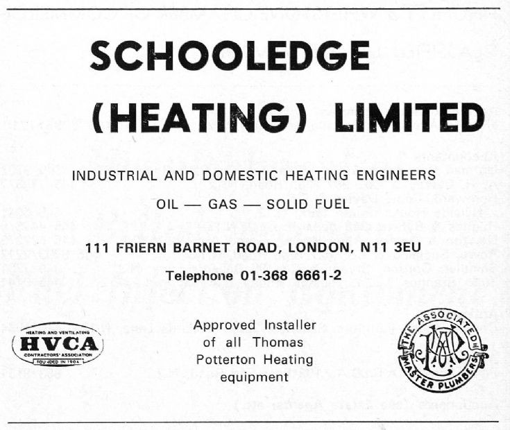 Schooledge (Heating) Ltd