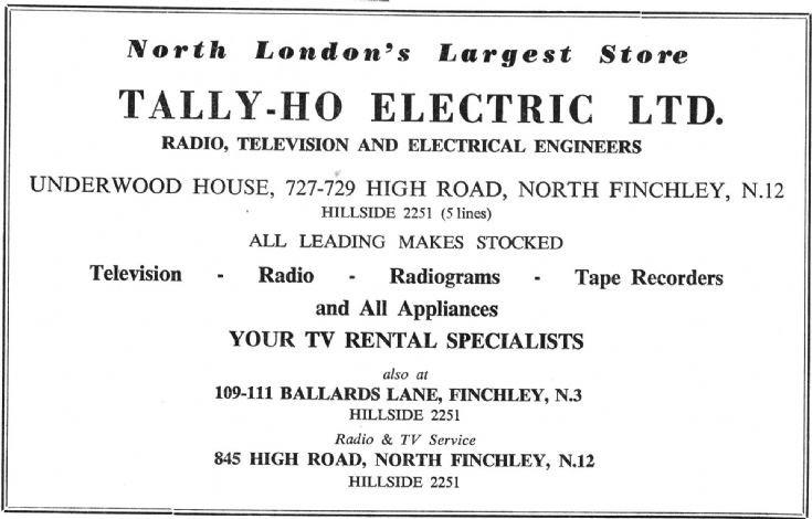 Tally-Ho Electric