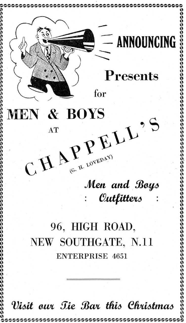 Chappell's