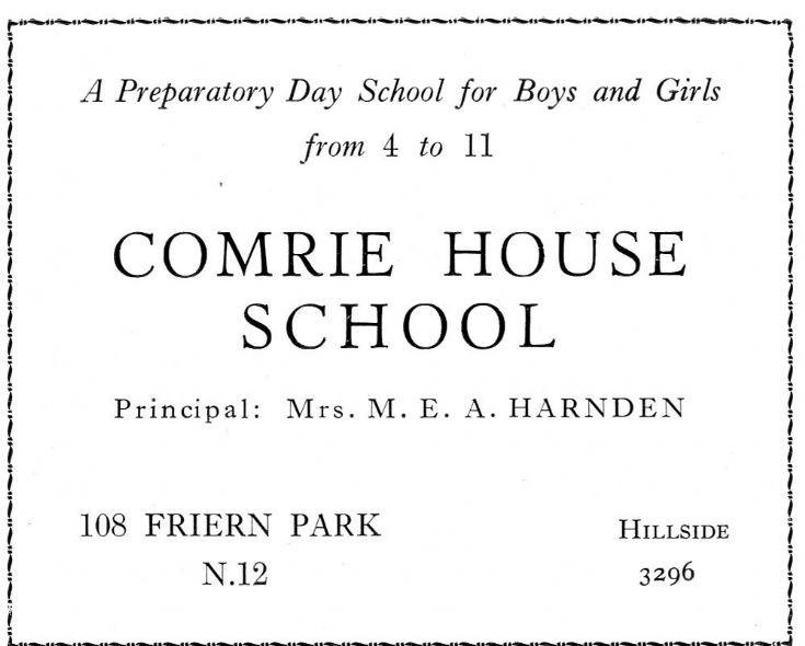 Comrie House School
