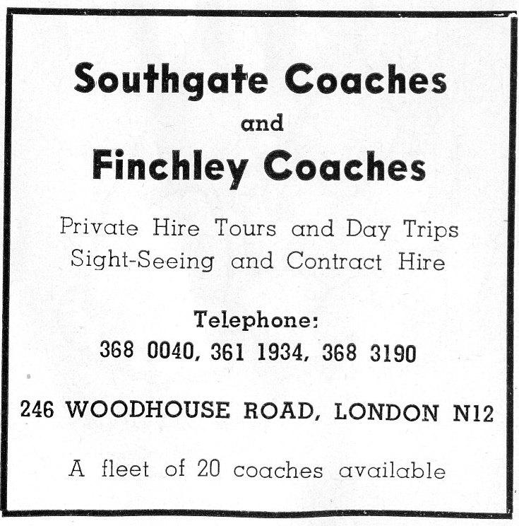 Southgate Coaches