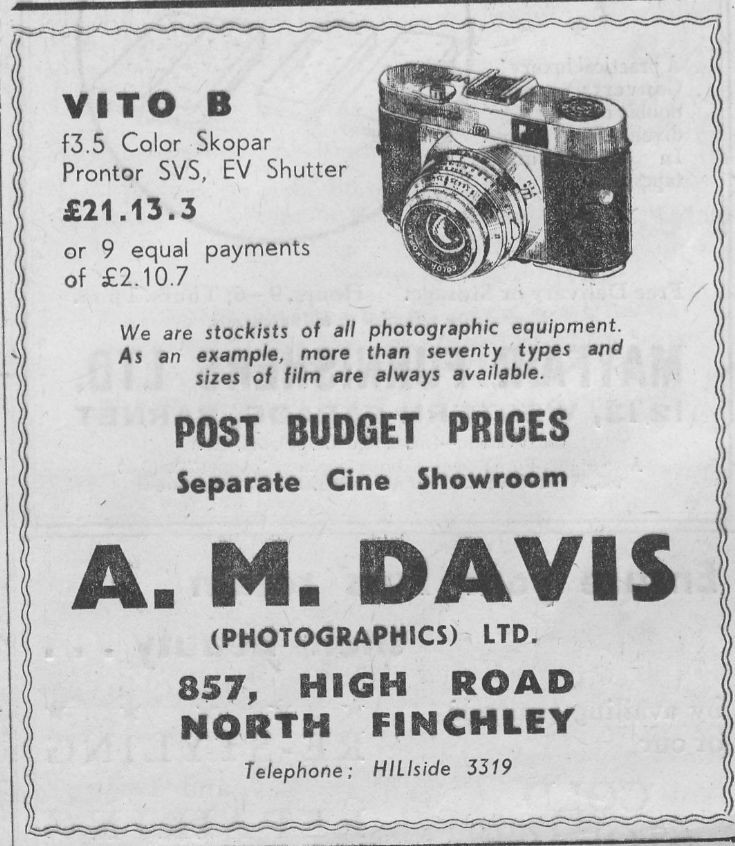 A M Davis