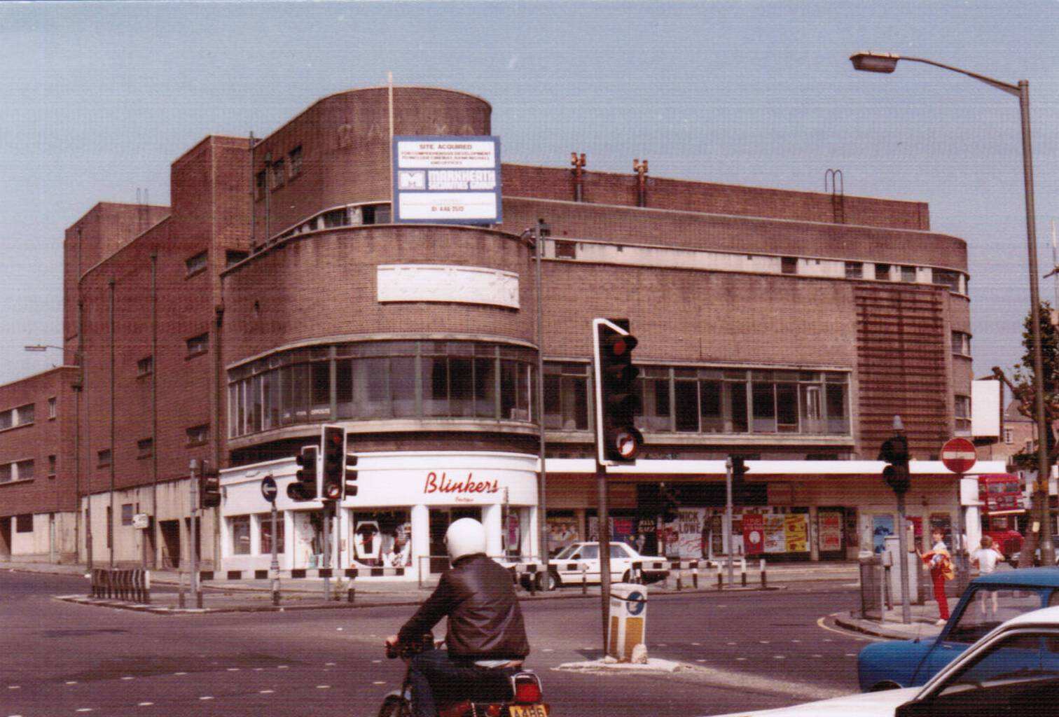 Gamont Cinema, North Finchley