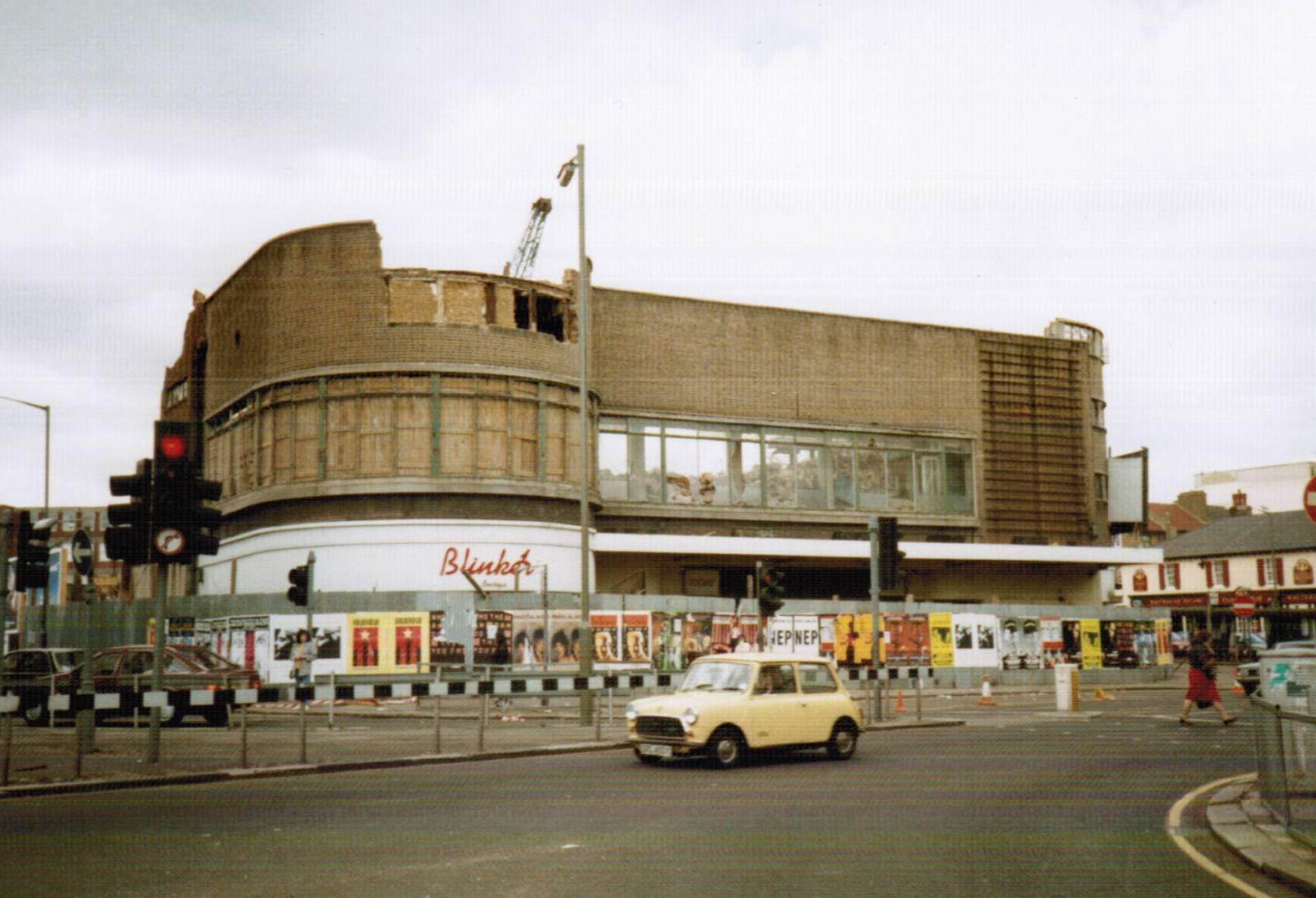 Gamont Cinema, North Finchley
