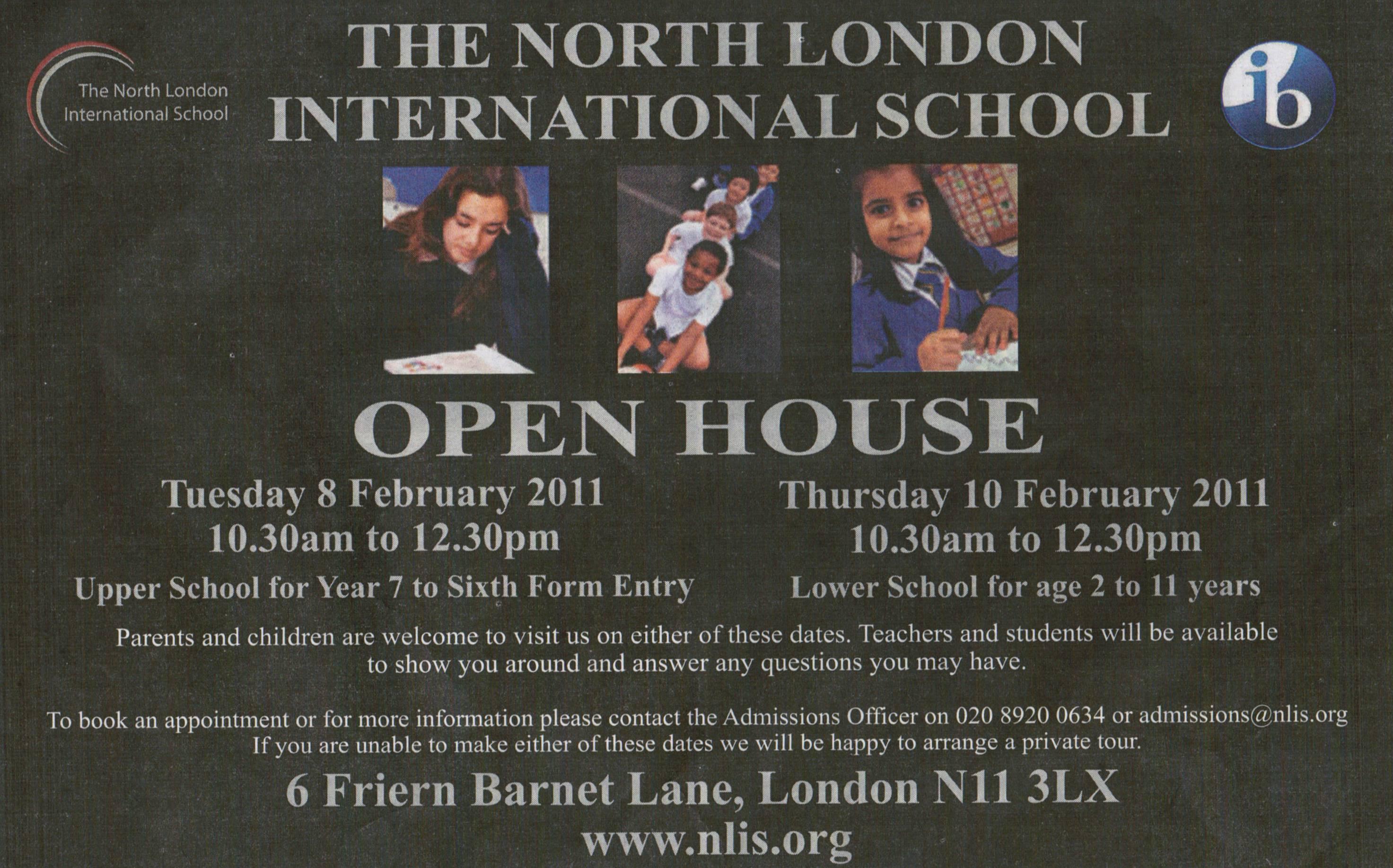 North London International School